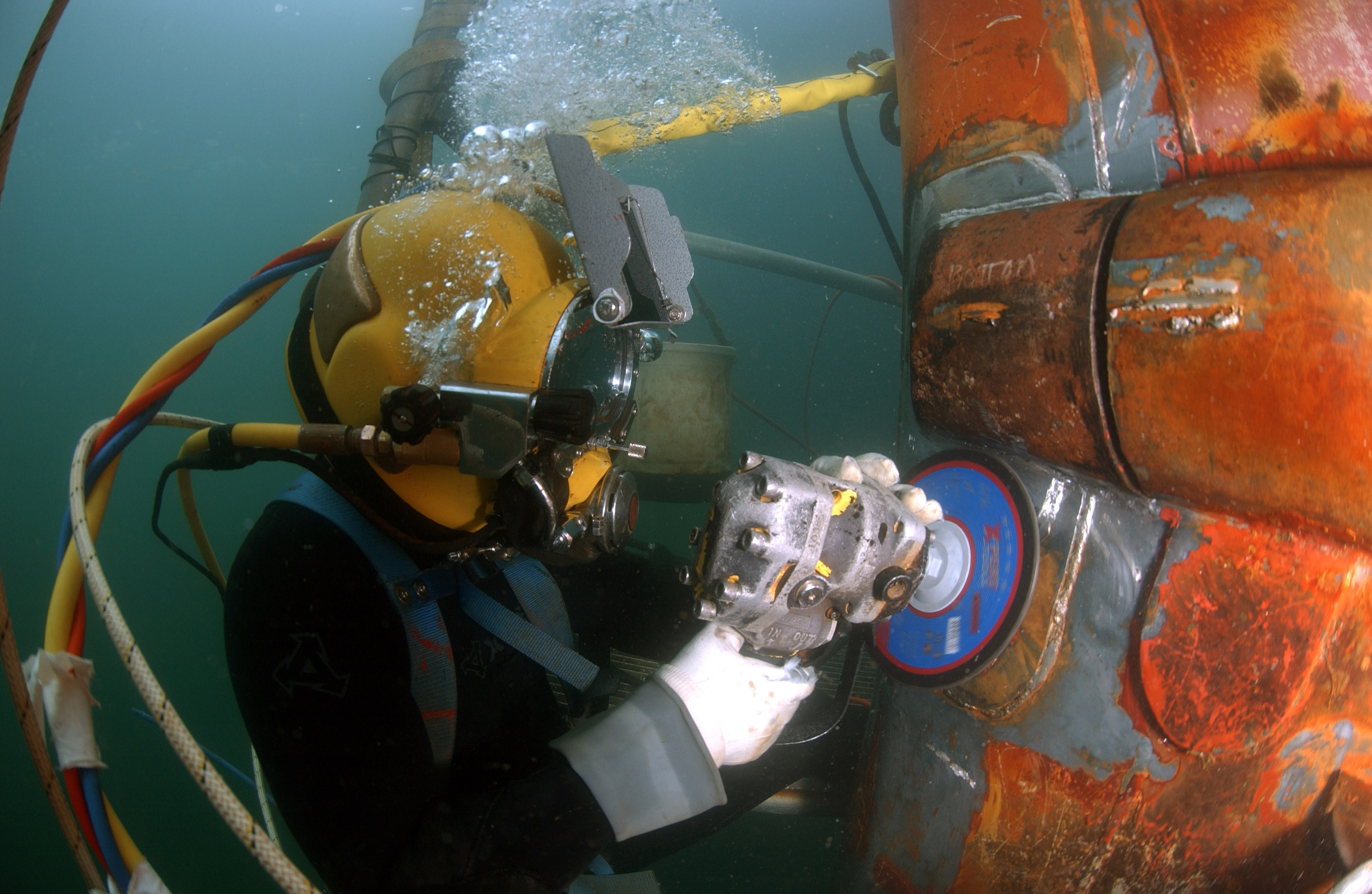 Commercial Diving Equipment Distributor And Repair Center